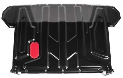 Защита картера и КПП АвтоБроня ВАЗ 2110 95-14/Lada Priora 07-18, без крепежа, 1.06018.1