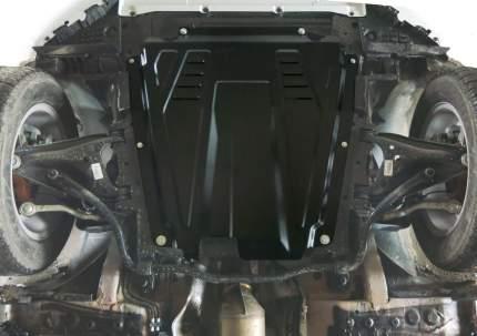Защита картера, КПП Автоброня Lada Largus/Xray/Nissan Almera 12-18/Renault Logan/Sandero