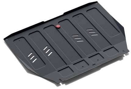 Защита картера и КПП АвтоБроня для Nissan Maxima A33 АКПП 2000-2006, st 1.8mm, 111.04168.1