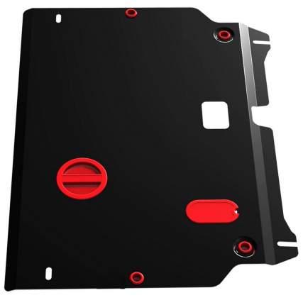 Защита картера и КПП АвтоБроня Kia Optima III рестайлинг 2013-2016, st 1.8mm, 111.02824.1