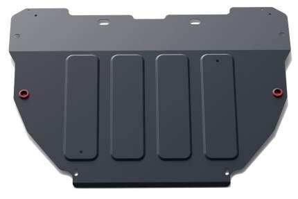 Защита картера и КПП АвтоБроня Hyundai Accent II ТагАЗ 2001-2012, st 1.5mm, 111.02301.1