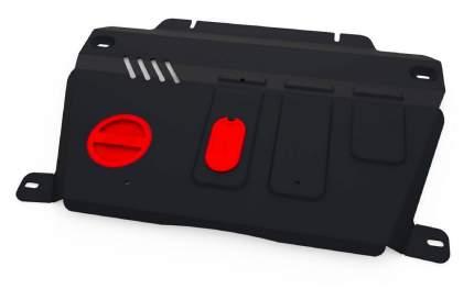 Защита картера и КПП АвтоБроня Chevrolet Captiva I 11-16/Opel Antara I 10-17, 111.04216.1