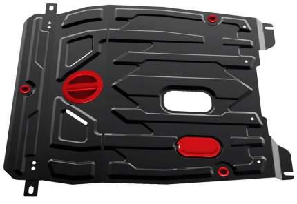 Защита картера и КПП АвтоБроня Chevrolet Lacetti/Daewoo Gentra/Ravon Gentra, 111.01312.1