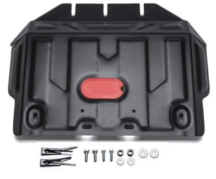 Защита картера АвтоБроня Lexus GX 460/Toyota FJ Cruiser/LC Prado 150 09-, 111.05784.1