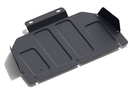 Защита картера АвтоБроня для Kia Sorento I рестайлинг 2006-2009, st 1.8mm, 111.02808.1