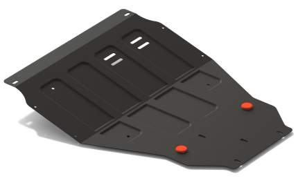 Защита картера АвтоБроня для Toyota Town Ace Noah IV 4WD 1996-2001, st 1.8mm, 111.05751.1