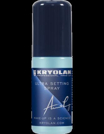 "Закрепитель макияжа серии ""Ultra""/Ultra Setting Spray 50 мл./Kryolan/9291"