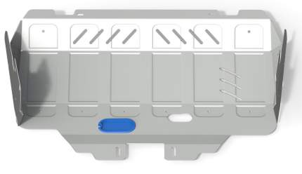 Защита картера Rival (увеличенная) Subaru Forester IV 2012-2018, алюминий 4 мм, 333.5423.1