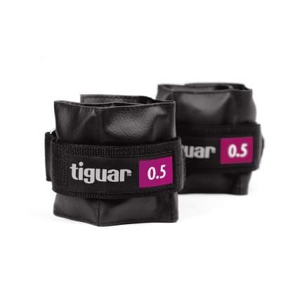 Утяжелители Tiguar TI-OB00005 2 x 0,5 кг