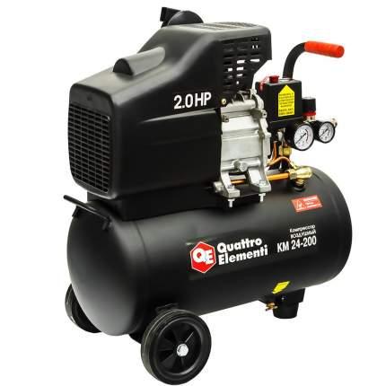 Поршневой компрессор QUATTRO ELEMENTI KM 24-200 (248-467)