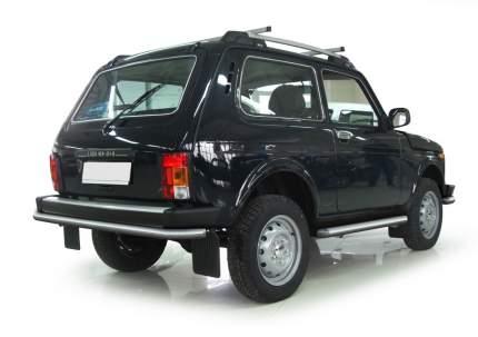 Защита заднего бампера d57 Rival Lada 4х4 2121 I внедорожник 3-дв. 1995-н.в., R.6002.005