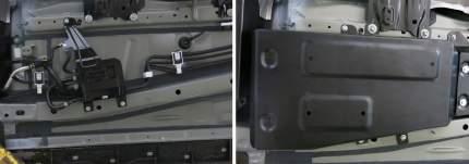 Защита адсорбера АвтоБроня Mazda CX-5 I рестайлинг 4WD 2015-2017, st 1.8mm, 111.03821.1