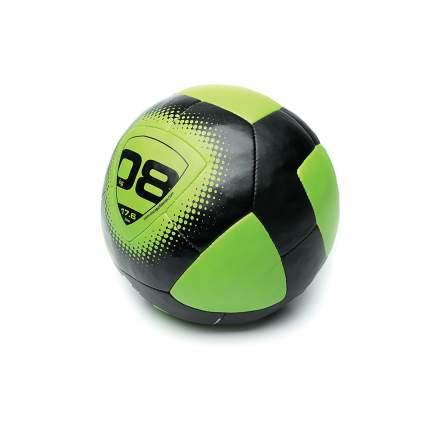 Медицинбол Escape Vert Ball, зеленый/черный, 8 кг