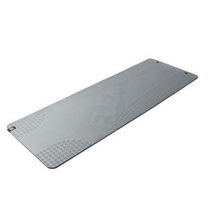 Коврик для йоги и фитнеса Escape EST-FMGRY серый 10 мм