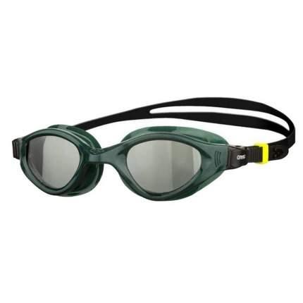 Очки для плавания Arena Cruiser Evo зеленые/черные