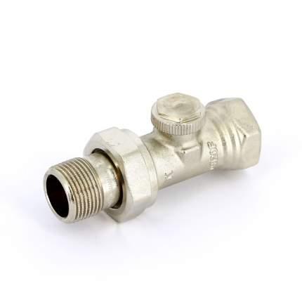 Вентиль обратный никелированный НВ UNI-FITT 3/4″ с разъемным соединением THERMO