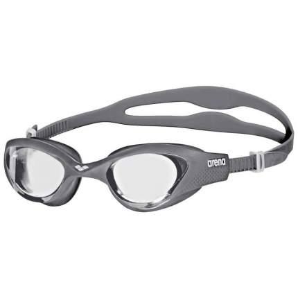 Очки для плавания Arena The One, -, серый, тренировочный, силикон