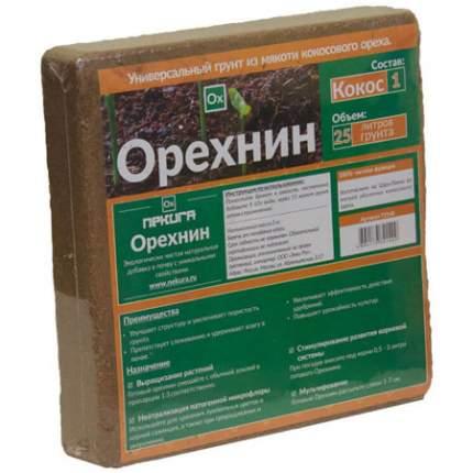 Субстрат для растений Nekura 72140 Орехнин 25 л
