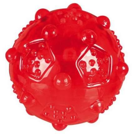 Игрушка-пищалка для собак TRIXIE Ball Мяч из резины, в ассортименте, 7 см