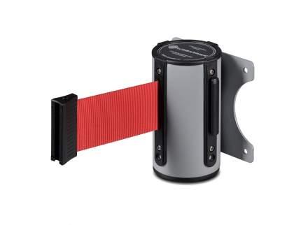 Настенный блок с лентой 5 метров NB-37635 GREY red