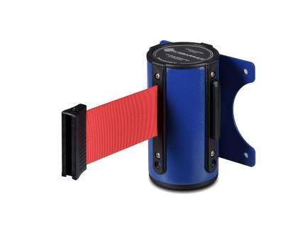 Настенный блок с лентой 5 метров NB-37635 BLUE red