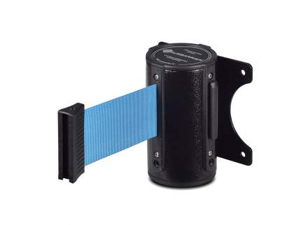 Настенный блок с лентой 5 метров NB-37635 BLACK lt/blue