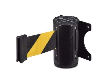 Настенный блок с лентой 5 метров NB-37635 BLACK yellow/black
