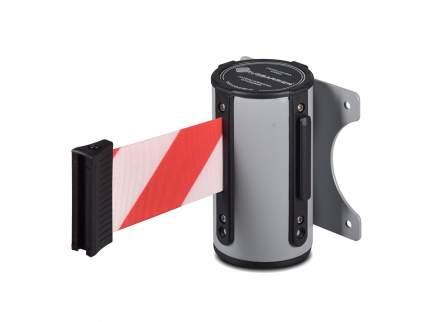 Настенный блок с лентой 5 метров NB-37635 GREY white/red