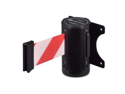 Настенный блок с лентой 5 метров NB-37635 BLACK white/red