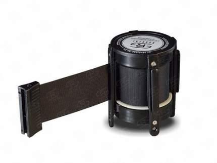 Кассета с вытяжной лентой 2 метра KVL-02 black