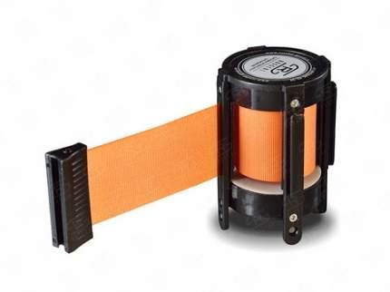 Кассета с вытяжной лентой 2 метра KVL-02 orange