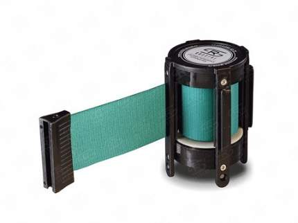 Кассета с вытяжной лентой 5 метров KVL-05 green