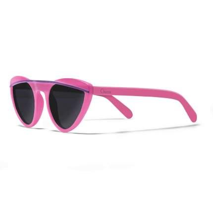 Очки солнцезащитные для девочки Chicco розовые, 5л+