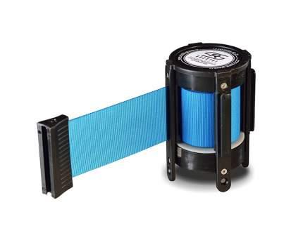 Кассета с вытяжной лентой 2 метра KVL-02 lt/blue