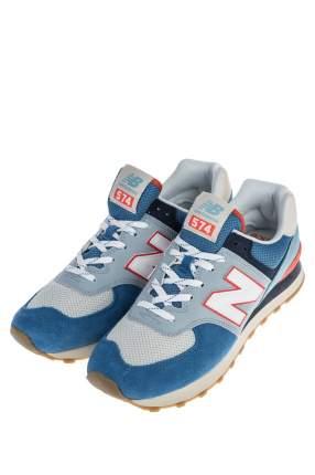 Кроссовки мужские New Balance ML574SO голубые 9.5 US