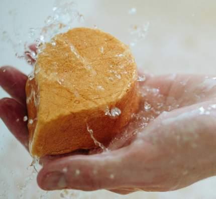 Пена для ванны LUSH Sunnyside/Солнечная пена
