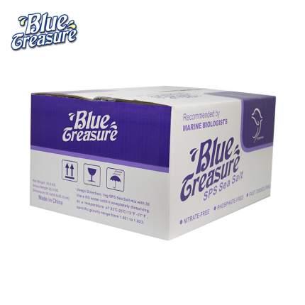 Морская соль BLUE TREASURE SPS Sea Salt 20 кг