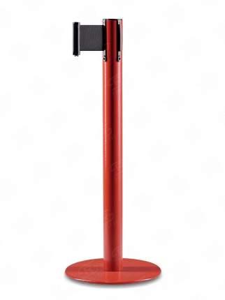 Cтойка с лентой 5 метров BSLW-317635 RED black