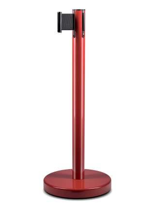 Cтойка с лентой 5 метров BSLW-327635 RED black
