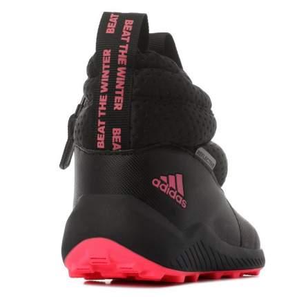 Сапоги для девочек Adidas, цв. черный, р.26