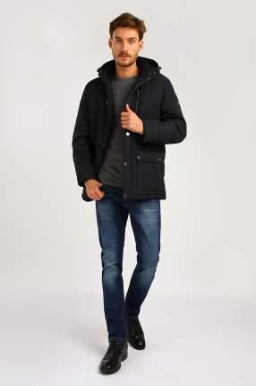 Зимняя куртка мужская Finn Flare A19-21016 черная 4XL