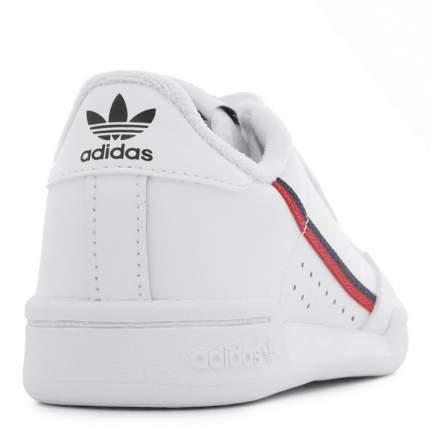 Кеды для девочек Adidas, цв. белый, р.33