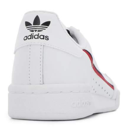 Кеды для девочек Adidas, цв. белый, р.36,5