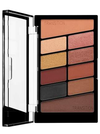 Палетка теней для век Wet n Wild Color Icon 10-Pan Palette (10 Оттенков) My glamour squad