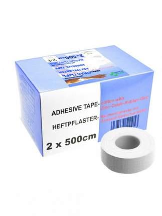 Лейкопластырь тканевая основа SFM Plaster 534 511 2,0х500см белый 24 шт.