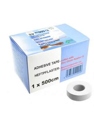Лейкопластырь тканевая основа SFM Plaster 534 510 1,0х500см белый