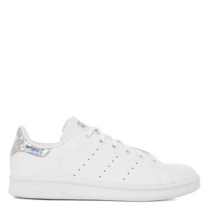 Кеды для девочек Adidas, цв. белый, р.35,5
