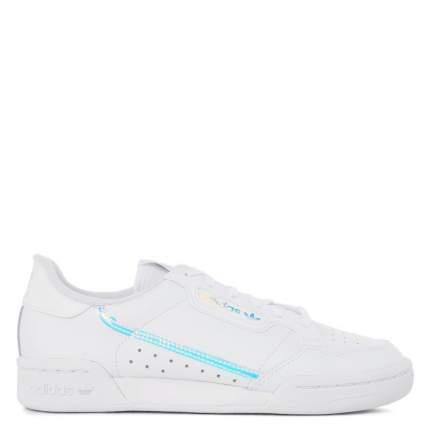 Кеды для девочек Adidas, цв. белый, р.38,5