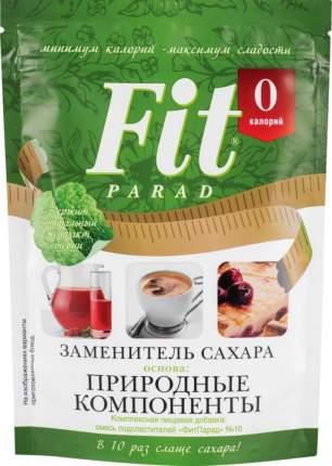 Заменитель сахара Fit Parad на основе эритрита и стевии №10