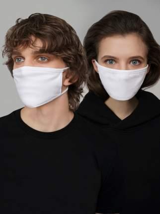 Многоразовая маска для лица ТВОЕ 73575 белая 5 шт.